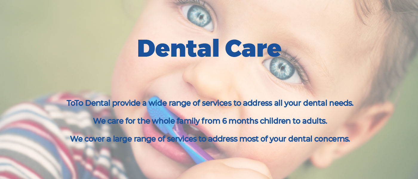 Contact Us - Toto Dental